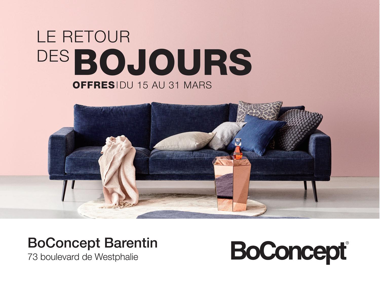 Les BoJours BoConcept